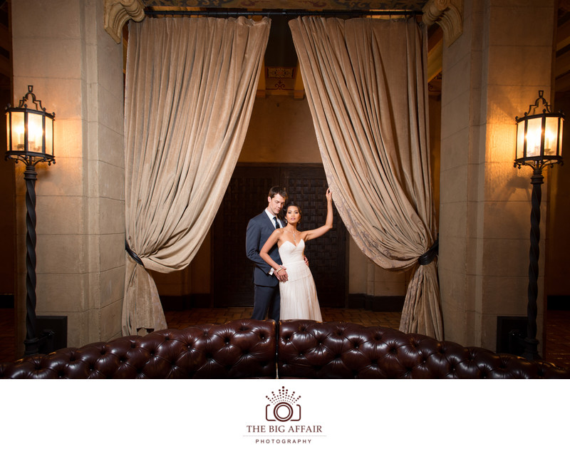 Hollywood Roosevelt Hotel Wedding Photographer