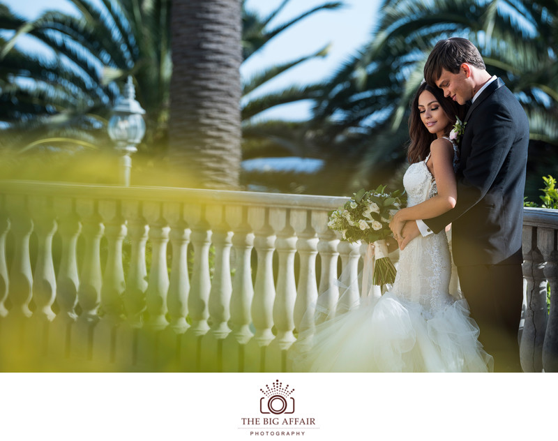 Bel-Air Bay Club wedding - Krysta and Jason