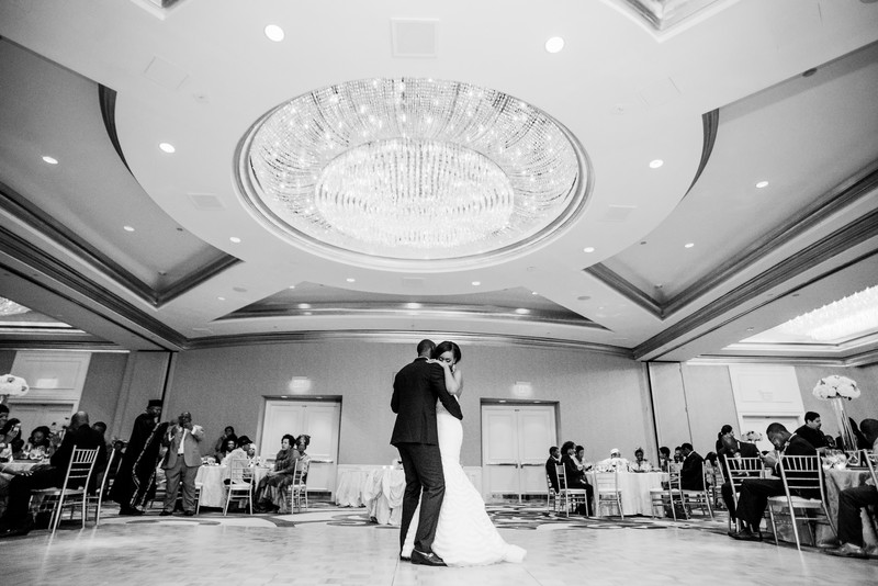 Four Seasons Hotel Atlanta Wedding Photographer couple
