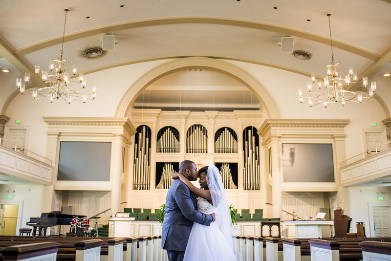 First Baptist Church Decatur Atlanta Wedding Photographer 2