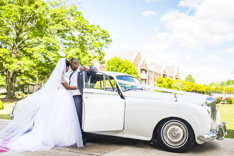 First Baptist Church Decatur Atlanta Wedding Photographer