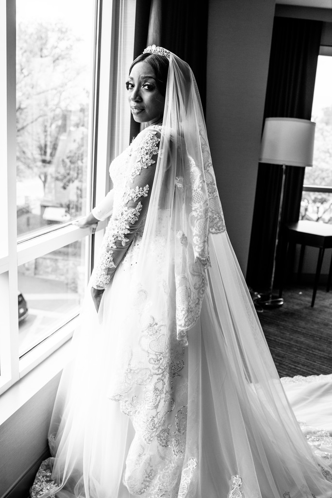 Westin Annapolis Wedding Photographer Bride