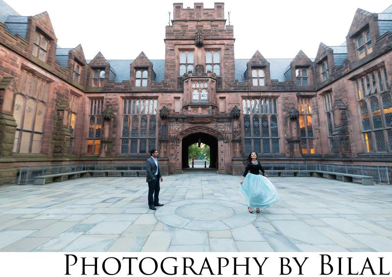 Princeton NJ Engagement photographer