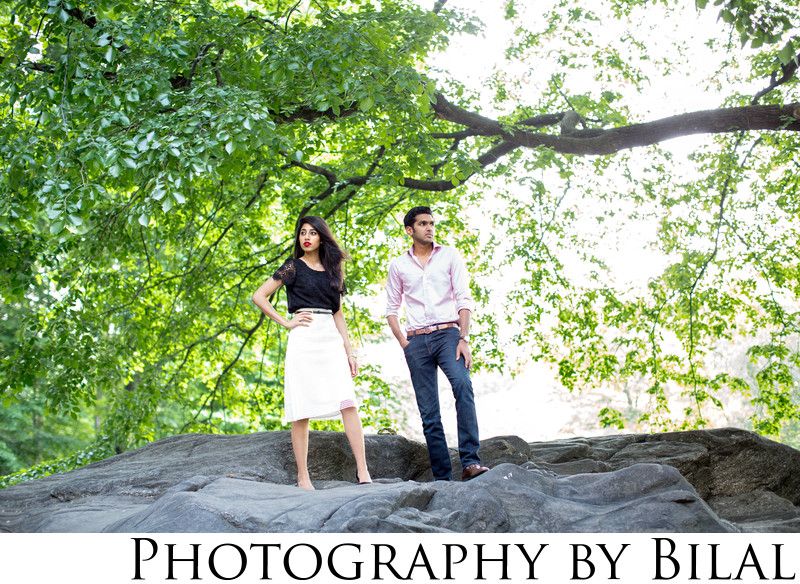 Top Engagement Photographer in NYC