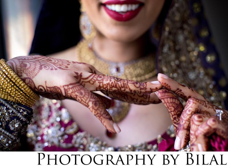 Pakistani Wedding Hyatt Princeton
