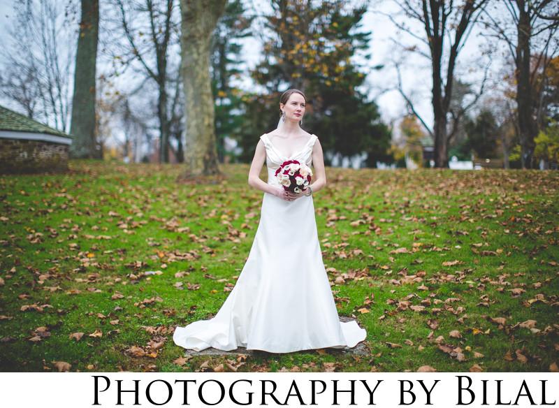 Bridal Portraits PA Wedding
