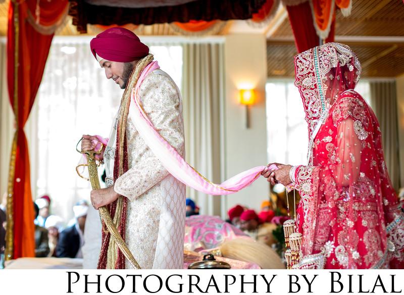 Sikh Wedding Photography NJ
