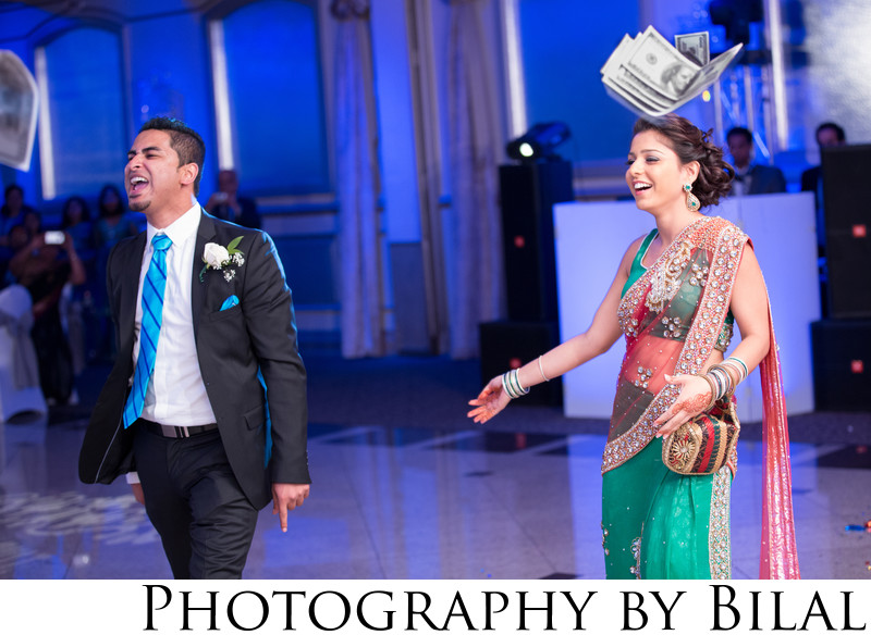 Fun Indian Wedding Photographers NJ