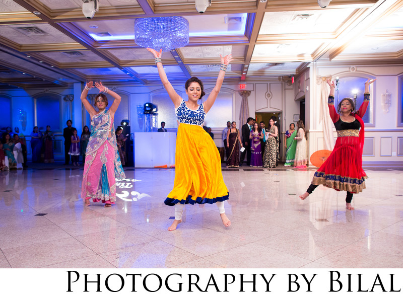 Punjabi wedding dancing reception NJ