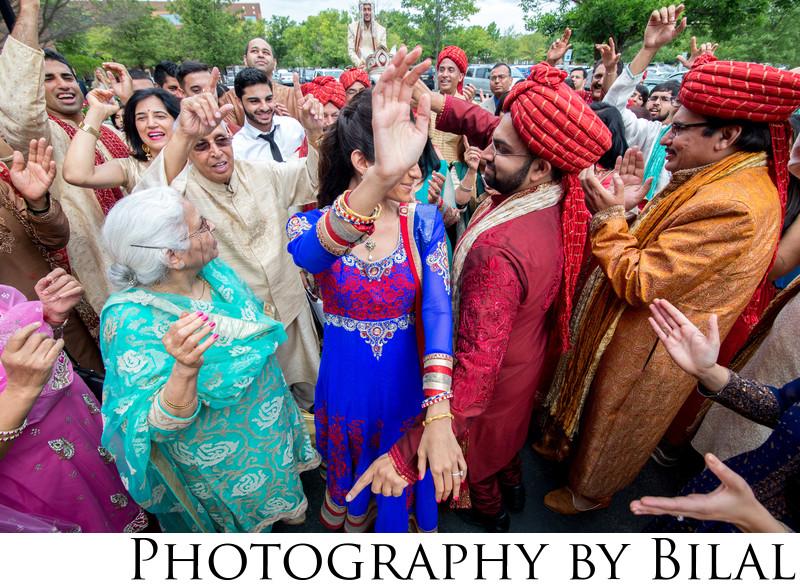 Baraat Wedding Photos
