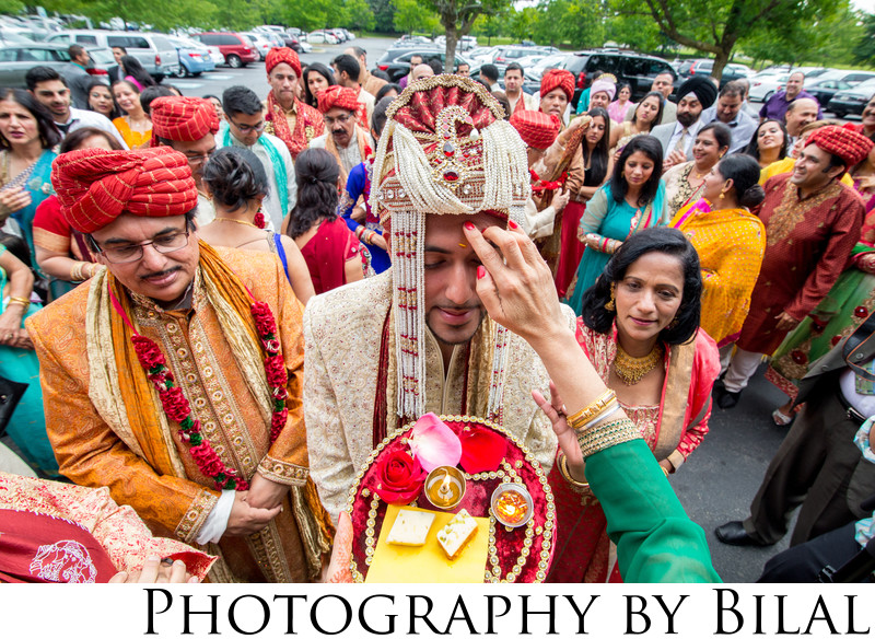 Best Hindu Wedding Photographers Central NJ