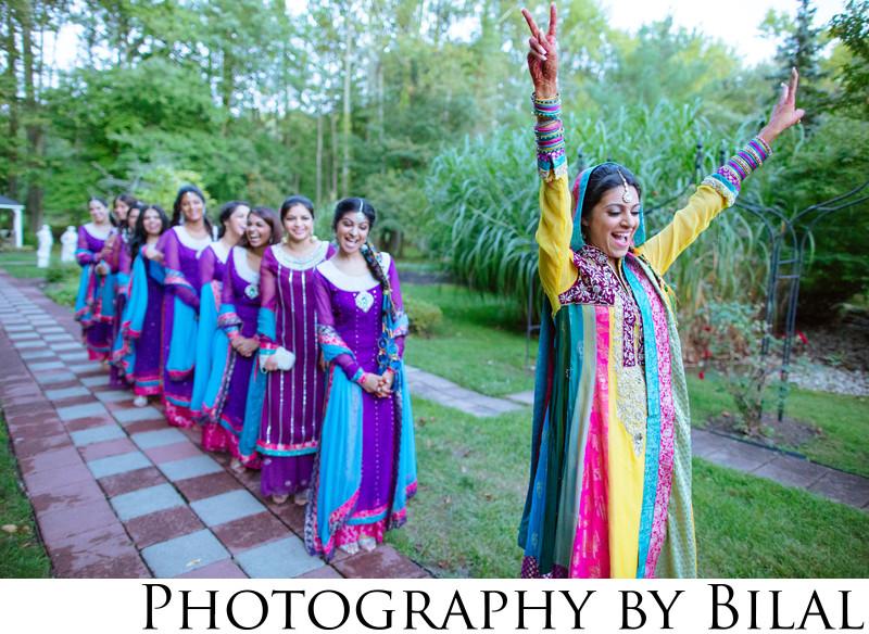 Rasoi III NJ Mehndi Photography
