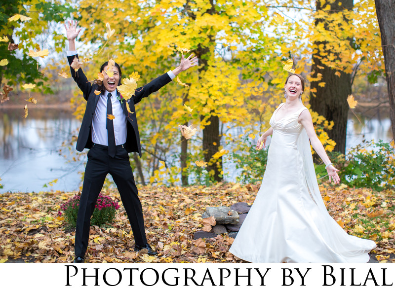 Best Mercer County NJ Wedding Photographer