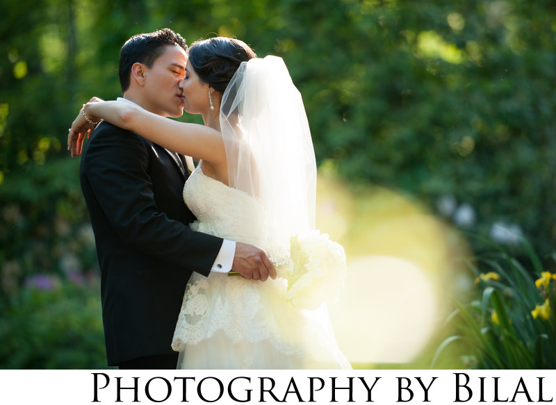 Sayen Gardens Hamilton NJ Wedding Photography