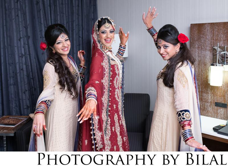 Princeton NJ Indian Wedding Photographers