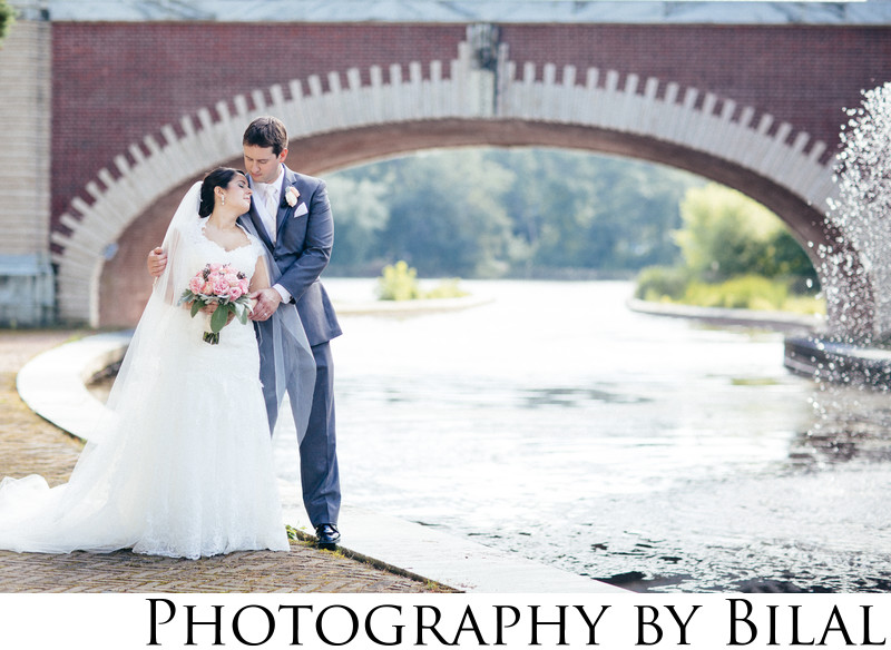 Georgian Court Wedding Photographers