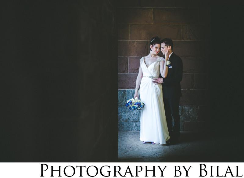 Lambert Castle Wedding