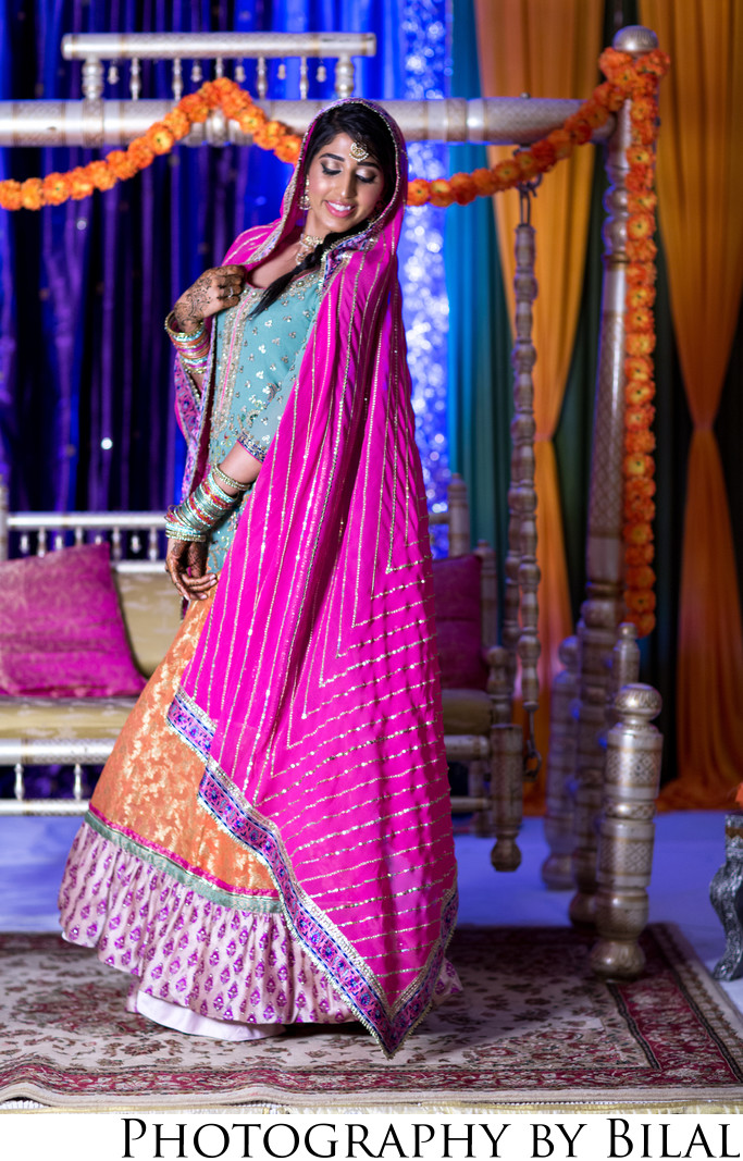 Best Edison NJ Pakistani Wedding Photos