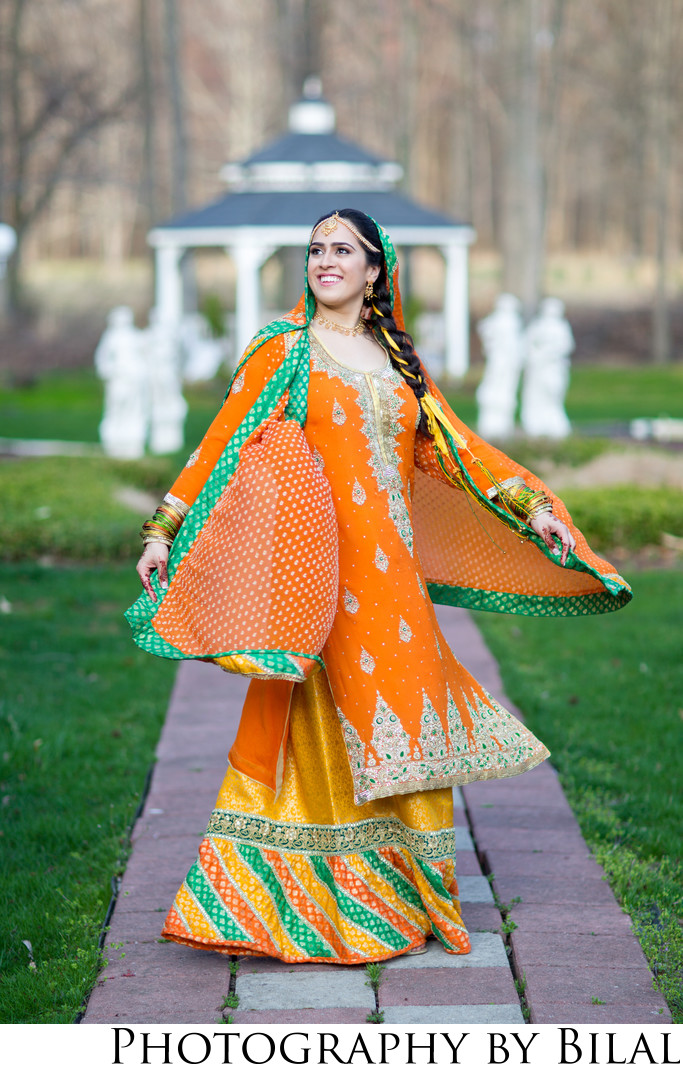 Pakistani Bridal Dresses NJ