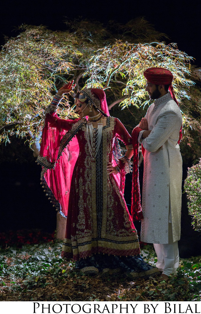 Pakistani Bridal Photography in NJ
