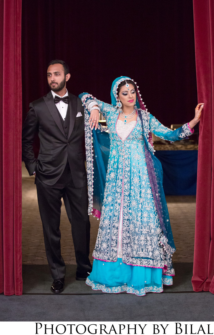 High Fashion Wedding Photographers NJ