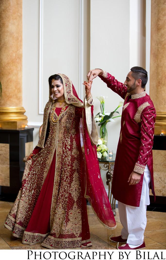 NJ Pakistani Wedding Photographer