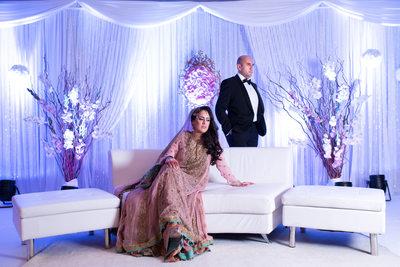 Modern Pakistani Wedding Photographer NJ