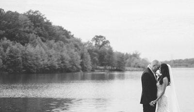 Mercer County Park wedding photos