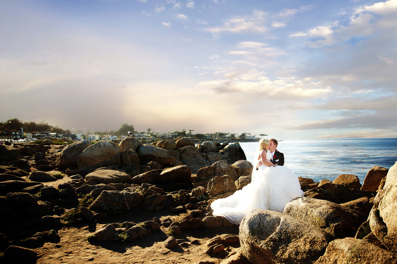 Loverpoint Wedding Pacific Grove California