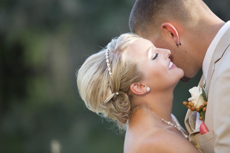 Beautiful Romantic Palm Event Center Wedding