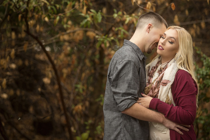 Sycamore Grove Engagement Session