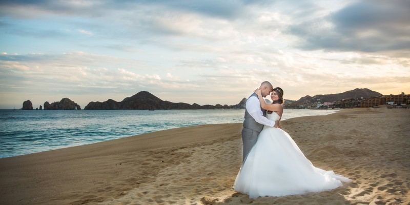 RIU Palace wedding photography Cabo San lucas mexico