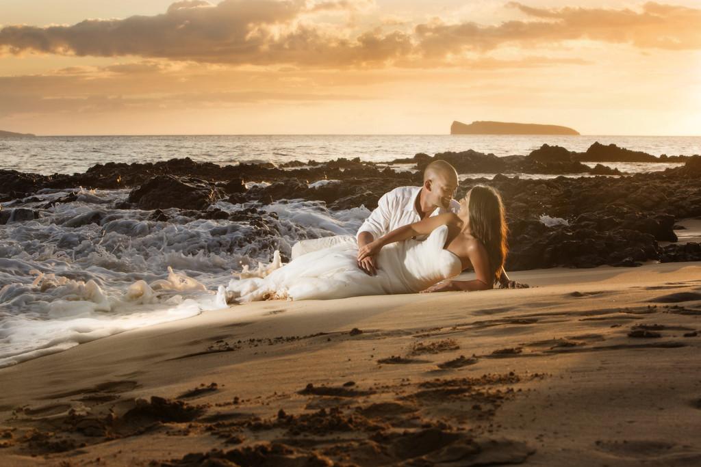 Makenna Cove Maui, Hawaii Secret Beach