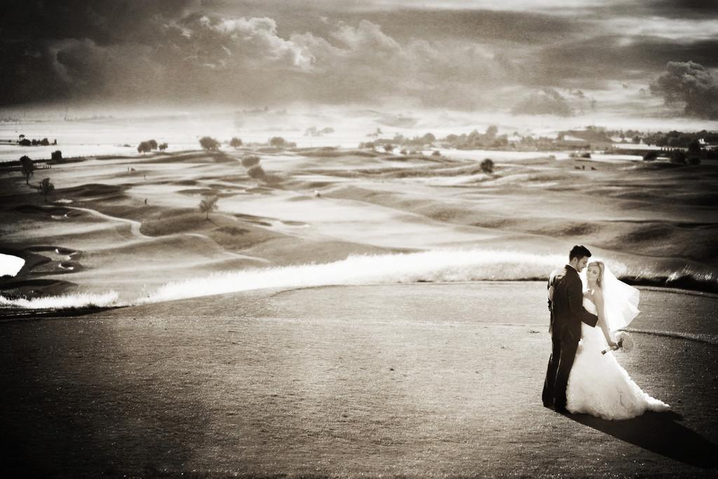 Poppy Ridge Golf Course Wedding Photographer