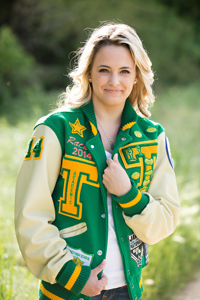 Senior Pictures Tracy high School Rossetti Photography