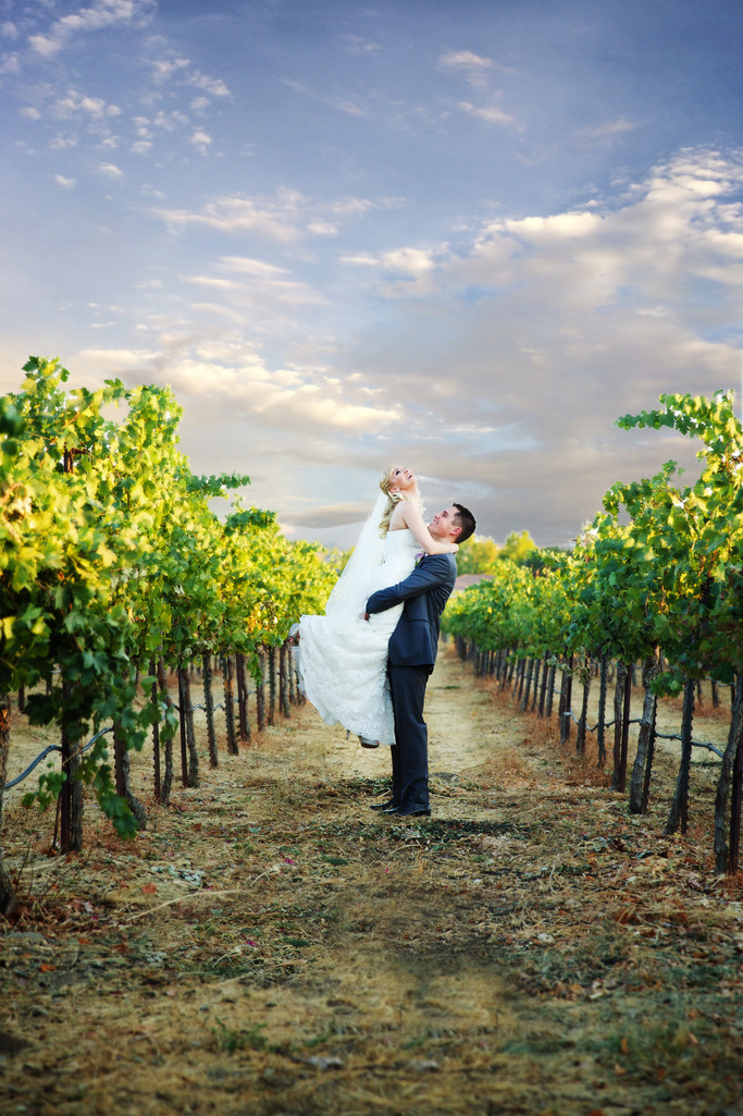 Casa Real Livermore Wedding Winery