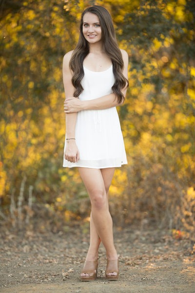 Livermore High School Senior Model Photographer