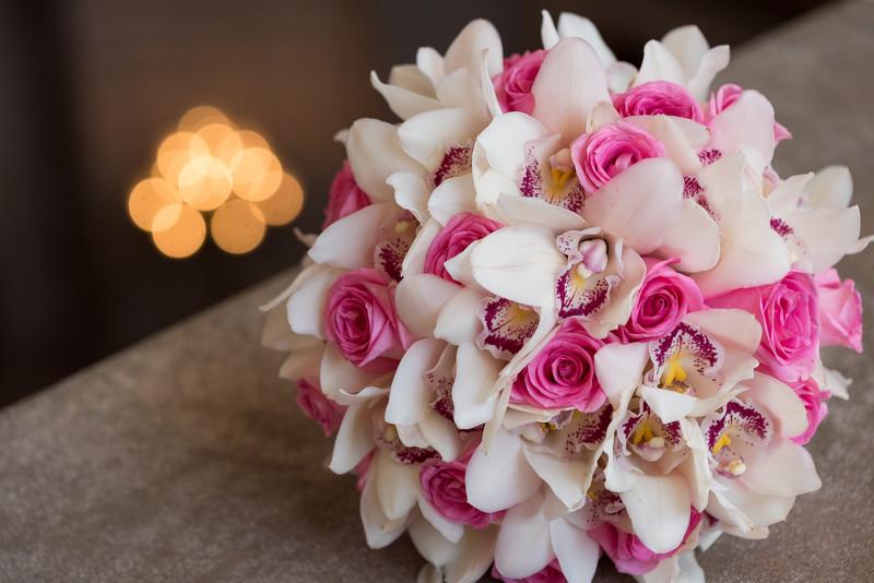 bridal bouquet city hall