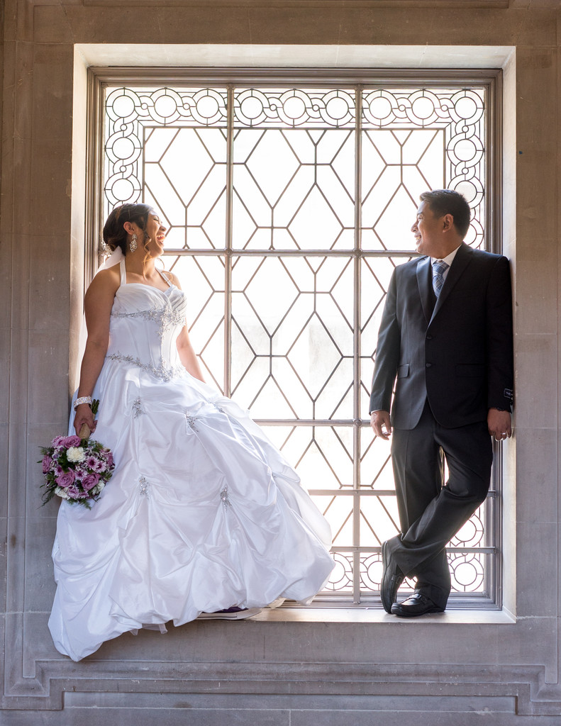 philipino couple just married