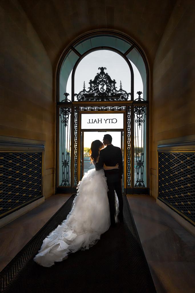 vera wang wedding dress city hall