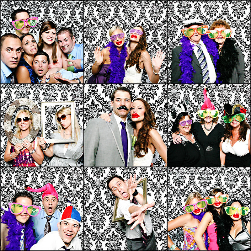 Photo Booth at Wedding in Harrisburg PA