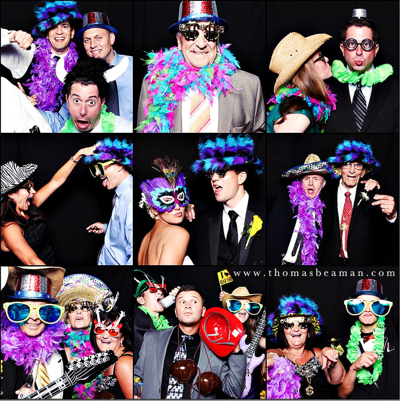 Photo Booth at Wedding in York PA