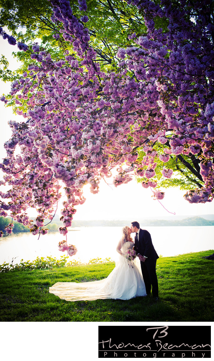 Spring Wedding at The Civic Club in Harrisburg PA