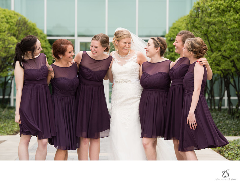 Wedding Photographers Ft Wayne  St. Charles Church