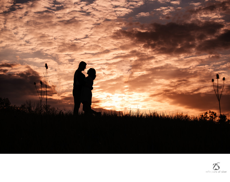 Ft. Wayne Engagement Photos