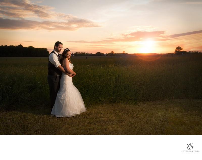 The Old Barn Wedding Fort Wayne Indiana