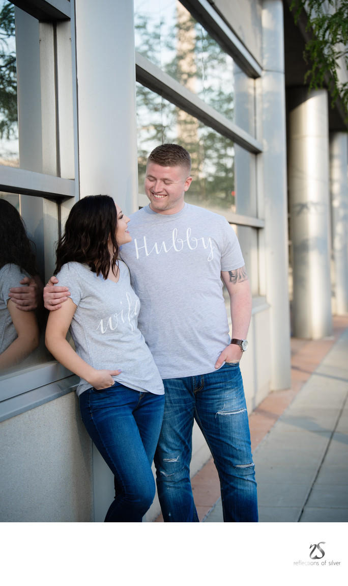 Cute engagement photos Ft. Wayne Indiana