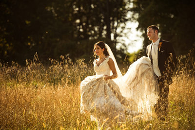 Holly Hedge Estate Wedding Photography