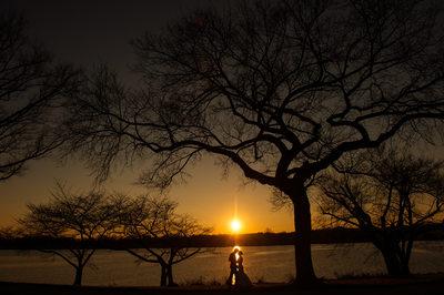 Lincoln Memorial Wedding photos