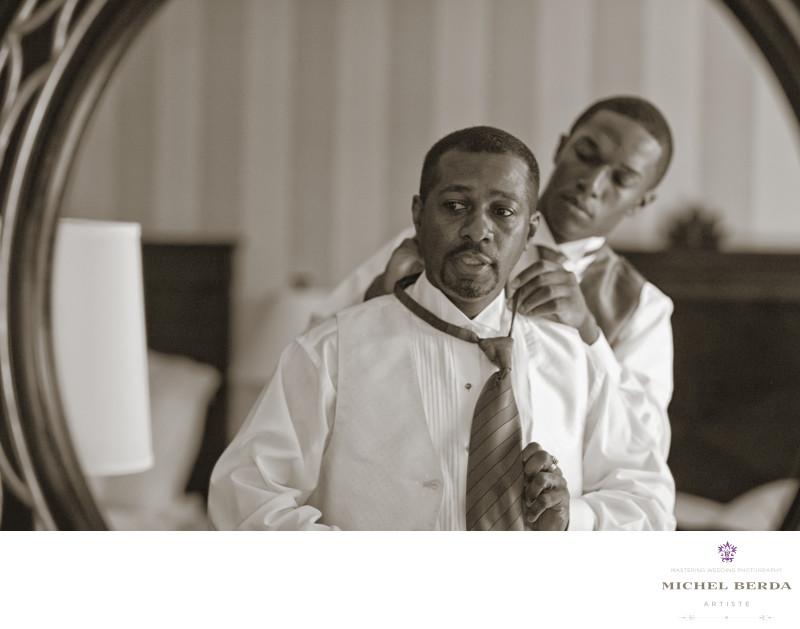 Charleston Marriott Downtown Wedding Photographs